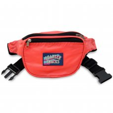 (QUARTER SNACKS) PARTY SATCHEL - RED