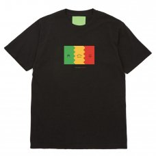 (Mister Green) FLAG OF LA TEE - BLACK