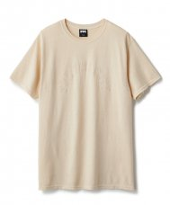 (FTC) OVERDYED TEE - NATURAL