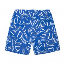 <img class='new_mark_img1' src='https://img.shop-pro.jp/img/new/icons47.gif' style='border:none;display:inline;margin:0px;padding:0px;width:auto;' />(Dime MTL)DIME CLASSIC PATTERN SHORTS - ROYAL