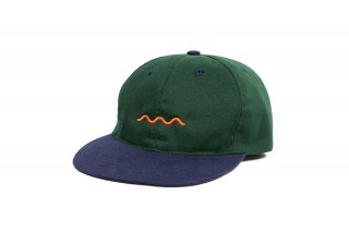 <img class='new_mark_img1' src='https://img.shop-pro.jp/img/new/icons47.gif' style='border:none;display:inline;margin:0px;padding:0px;width:auto;' />(The Good Company) CHILL WAVE SNAPBACK - NAVY / GREEN