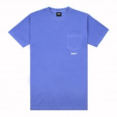 <img class='new_mark_img1' src='https://img.shop-pro.jp/img/new/icons5.gif' style='border:none;display:inline;margin:0px;padding:0px;width:auto;' />(Belief NYC) CORE POCKET TEE - PERIWINKLE