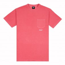 <img class='new_mark_img1' src='https://img.shop-pro.jp/img/new/icons5.gif' style='border:none;display:inline;margin:0px;padding:0px;width:auto;' />(Belief NYC) CORE POCKET TEE - WATERMELON