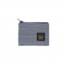 <img class='new_mark_img1' src='https://img.shop-pro.jp/img/new/icons5.gif' style='border:none;display:inline;margin:0px;padding:0px;width:auto;' />(Belief NYC) LIBERTY ZIP WALLET - RAILROAD DENIM