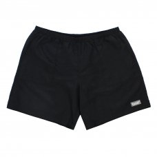 <img class='new_mark_img1' src='https://img.shop-pro.jp/img/new/icons5.gif' style='border:none;display:inline;margin:0px;padding:0px;width:auto;' />(Belief NYC) ROCKAWAY SWIMSHORT - BLACK