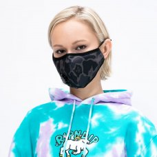 (RIPNDIP) VENTILATOR FACE MASK (BLACKOUT CAMO)