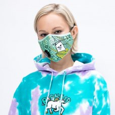 (RIPNDIP) VENTILATOR FACE MASK (NERMAL LEAF)