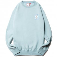 <img class='new_mark_img1' src='https://img.shop-pro.jp/img/new/icons5.gif' style='border:none;display:inline;margin:0px;padding:0px;width:auto;' />(have a good time) MINI BLUE FRAME CREWNECK - BLUE STONE
