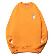 <img class='new_mark_img1' src='https://img.shop-pro.jp/img/new/icons5.gif' style='border:none;display:inline;margin:0px;padding:0px;width:auto;' />(have a good time) MINI FRAME CREWNECK - TANGRRINE