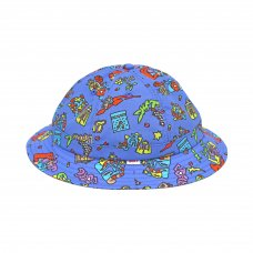 <img class='new_mark_img1' src='https://img.shop-pro.jp/img/new/icons5.gif' style='border:none;display:inline;margin:0px;padding:0px;width:auto;' />(BoTT) TOY HAT - BLUE