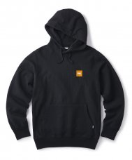 <img class='new_mark_img1' src='https://img.shop-pro.jp/img/new/icons5.gif' style='border:none;display:inline;margin:0px;padding:0px;width:auto;' />(FTC) BOX LOGO PULLOVER HOODY - BLACK