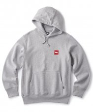 <img class='new_mark_img1' src='https://img.shop-pro.jp/img/new/icons5.gif' style='border:none;display:inline;margin:0px;padding:0px;width:auto;' />(FTC) BOX LOGO PULLOVER HOODY - GRAY