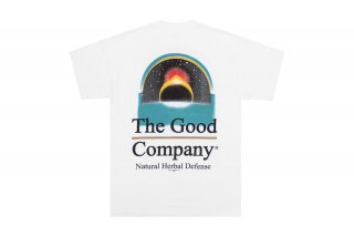 <img class='new_mark_img1' src='https://img.shop-pro.jp/img/new/icons5.gif' style='border:none;display:inline;margin:0px;padding:0px;width:auto;' />(The Good Company) NATURAL TEE - CREAM/MULTICOLOR