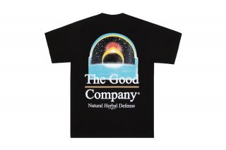 <img class='new_mark_img1' src='https://img.shop-pro.jp/img/new/icons5.gif' style='border:none;display:inline;margin:0px;padding:0px;width:auto;' />(The Good Company) NATURAL TEE - BLACK/MULTICOLOR
