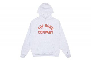 <img class='new_mark_img1' src='https://img.shop-pro.jp/img/new/icons5.gif' style='border:none;display:inline;margin:0px;padding:0px;width:auto;' />(The Good Company) LES STANDARD HOODIE - ASH/PURPLE/ORANGE