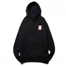 <img class='new_mark_img1' src='https://img.shop-pro.jp/img/new/icons5.gif' style='border:none;display:inline;margin:0px;padding:0px;width:auto;' />(have a good time) MINI FRAME PULLOVER HOODIE - BLACK