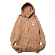 <img class='new_mark_img1' src='https://img.shop-pro.jp/img/new/icons5.gif' style='border:none;display:inline;margin:0px;padding:0px;width:auto;' />(have a good time) MINI FRAME PULLOVER HOODIE - CINNAMON