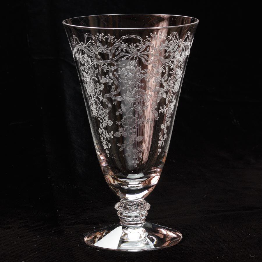 フォストリア ロマンス アイスティーグラス 気泡跡あり