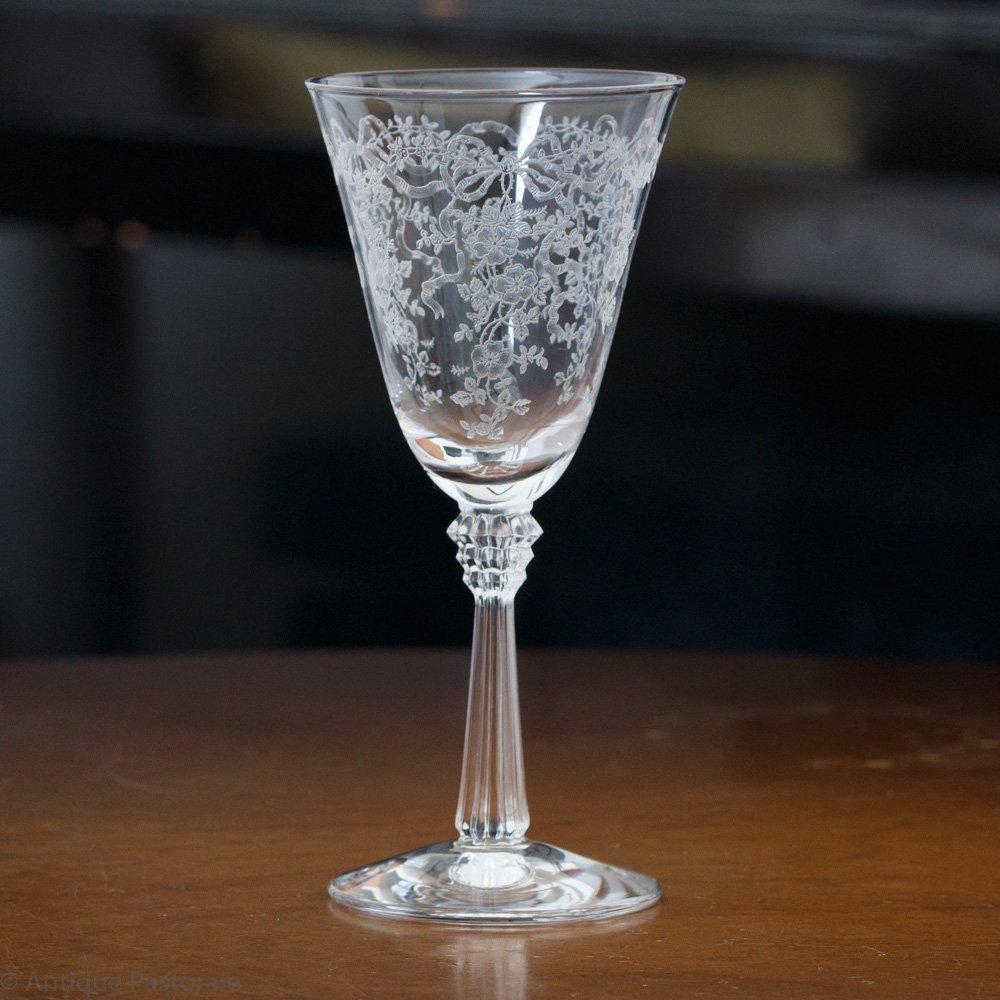 フォストリア ロマンス クラレット・ワイングラス
