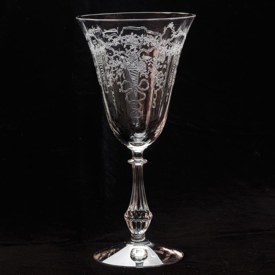 フォストリア コサージュ ワイン・ウォーターグラス