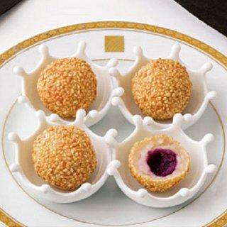 紫芋芝麻球