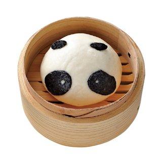 熊猫(パンダ)形豆沙包(中)