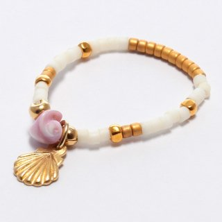 〈GR-6〉Purple shell - shell charm-