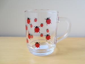 ケーファー マグカップ ガラス