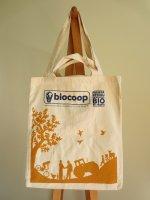 Biocoop トートバッグ 2ウェイ
