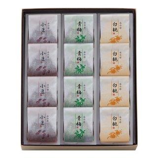 水の彩12入(夏の和菓子)