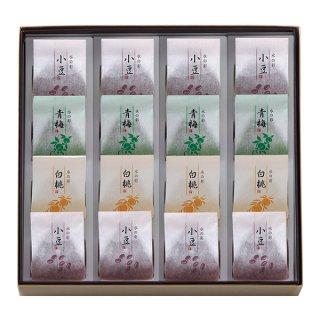 水の彩16入(夏の和菓子)