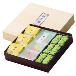 詰合せ・露草(夏の和菓子)