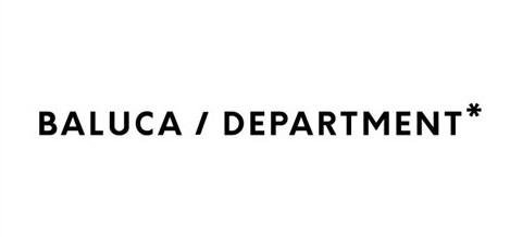 BALUCA DEPARTMENT/バルーカデパートメント