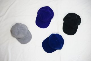UNUSEDアンユーズド Fleece Cap/Gray/Purple/Navy/Black/