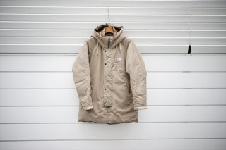 karrimor カリマー maxima down coat/Bisque