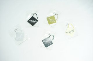 retaW(リトゥー)Fragrance Car Tag/BARNEY*/ALLEN*/EVELYN*/NATURAL MYSTIC*/