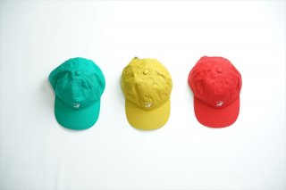 comesandgoes(カムズアンドゴーズ)somewhere cap/Mintgreen/Mustard/Red/