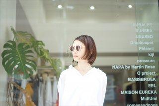 EYEVAN(アイヴァン)HANSA-SUN/IV-Choco