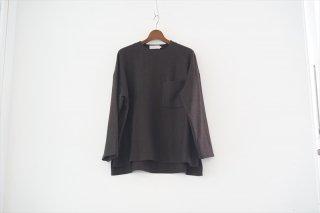 Graphpaper(グラフペーパー)for women  Herringbone Pullover