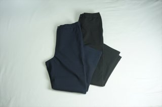 UNIVERSAL PRODUCTS (ユニバーサルプロダクツ)Wool Easy Slacks/Navy/Black