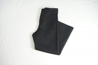 UNUSED(アンユーズド)Wool Wide Pants/Black