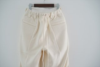 UNUSED(アンユーズド)Switching Pants/Ivory