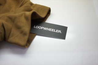 Graphpaper(グラフペーパー)LOOPWHEELER for GP Hi Neck Sweat
