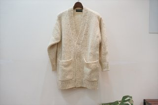 UNUSED for women(アンユーズド)  Hand Knit Cardigan