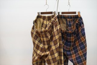Graphpaper(グラフペーパー)Wool Check Cock Pants