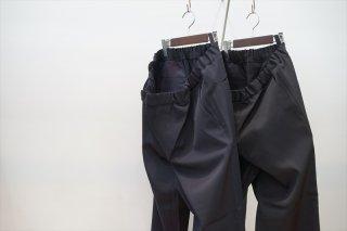 Graphpaper(グラフペーパー)Selvage Wool Cock Pants/Navy/Black