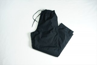 Graphpaper(グラフペーパー)Garment Dyed Poplin Pants/Black