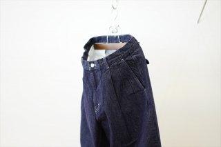 Graphpaper(グラフペーパー)Colorfast Denim Two Tuck Pants/Indigo