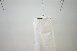 AURALEE(オーラリー)Washed Finx Light Chino/White