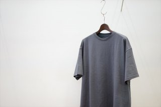 Graphpaper(グラフペーパー)SS Oversized Tee/Gray